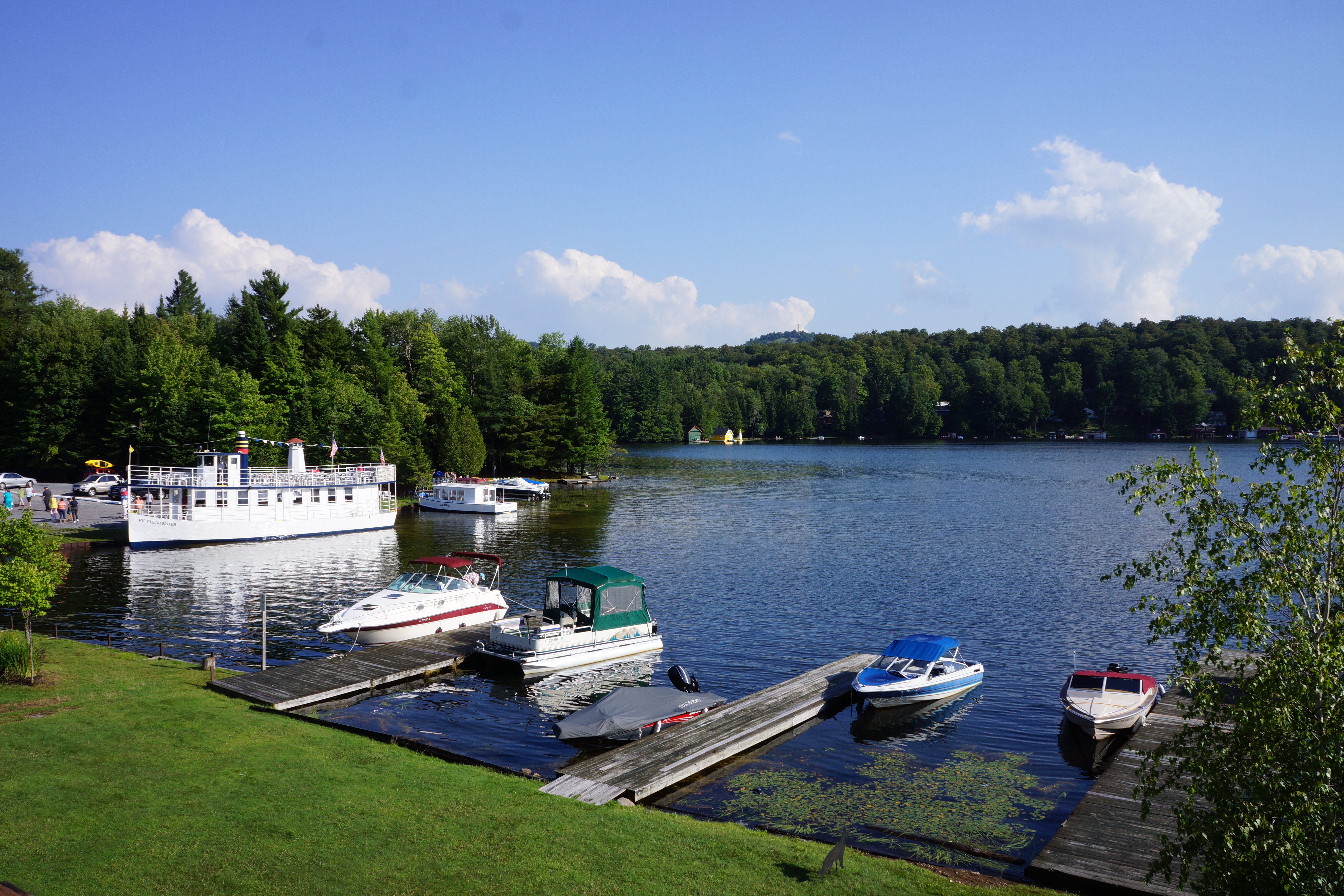 August 11th  Pulaski To Old Forge  Ny